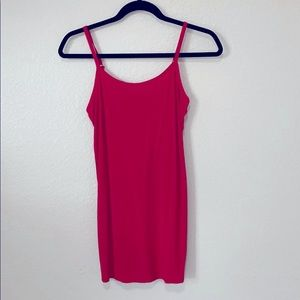 Tommy John Second Skin Stay-Tucked Camisole, Red